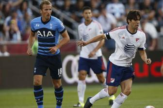 Video giao huu quoc te - <b style='background-color:Yellow'>MLS</b> All-Stars 2-1 Tottenham