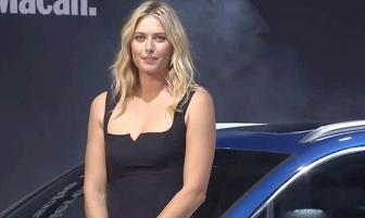 <b style='background-color:Yellow'>Maria Sharapova</b>: Kiem tien so mot, quan vot so hai