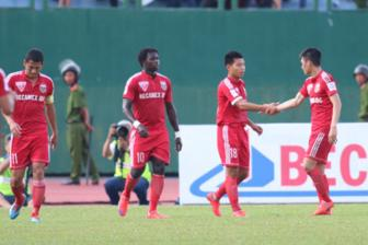 Video <b style='background-color:Yellow'>vong 19 V-league</b> - Becamex Binh Duong 4-1 XSKT Can Tho