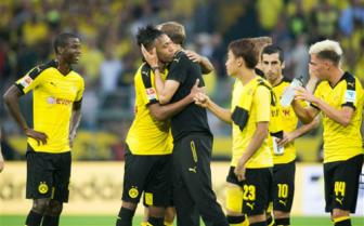 Vong 1 <b style='background-color:Yellow'>Bundesliga</b> 2015/16: Dai gia khang dinh suc manh
