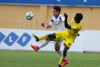 Loat tran muon <b style='background-color:Yellow'>vong 19 V-League</b>: FLC Thanh Hoa len huong