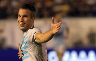 Luot di <b style='background-color:Yellow'>play-off</b> Europa League: Van Persie mang ve loi the cho Fenerbahce