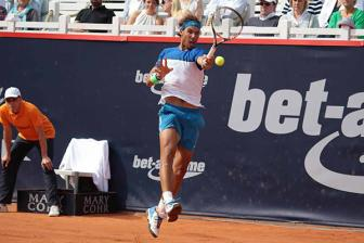 Video chung ket Hamburg Open 2015 - Nadal vs Fognini