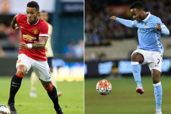 <b style='background-color:Yellow'>Depay</b> & Sterling: Ai se thap sang thanh Manchester?