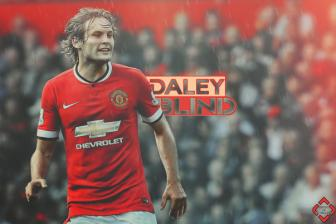 <b style='background-color:Yellow'>Daley Blind</b>: Khi hiep si mu… xuat chieu