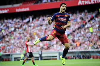<b style='background-color:Yellow'>Luis Suarez</b> - 'Ngai khong the thay the'