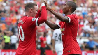 <b style='background-color:Yellow'>Ashley Young</b>: 'Toi san sang da thay Rooney'