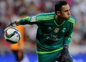 Keylor <b style='background-color:Yellow'>Navas</b> tao ky luc an tuong trong lich su 113 nam cua Real Madrid