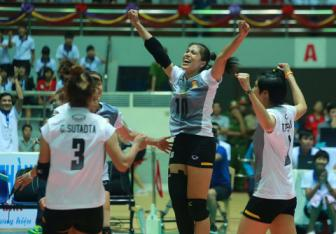 Ngay 6: Bangkok Glass gap Hisamitsu, Taiwan Power dung Chiet Giang o ban ket