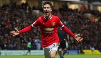 Ander Herrera dat muc tieu vo dich <b style='background-color:Yellow'>League Cup</b> cung Man United