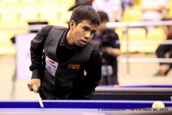27 tay co Viet Nam du <b style='background-color:Yellow'>World Cup carom 3 bang Guri</b>