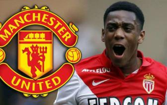 <b style='background-color:Yellow'>Anthony Martial</b>: Hanh trinh tu cau be ngo nguoc den ngoi sao cua Old Trafford (Phan II)