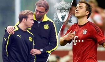 <b style='background-color:Yellow'>Mario Gotze</b> len tieng ve viec gia nhap Liverpool