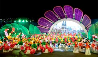 Da Lat flower festival kicks off with myriad of activities