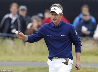 Luke Donald admits he considered quitting golf after suffering a confidence crisis