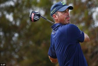 Matt Kuchar and Harris English lead the charge to regain their Franklin Templeton Shootout title in Florida