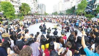 Street Arts fest comes to Ho Chi Minh City