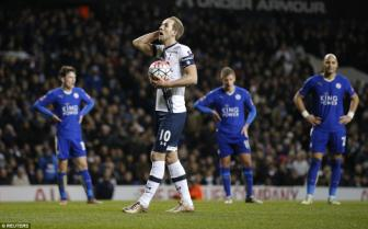 <b style='background-color:Yellow'>Tottenham</b> 2-2 Leicester: Kich tinh den phut chot
