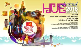Various activities in Hue Festival 2016