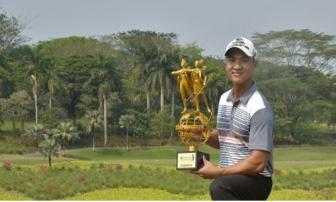 25-year old becomes 1st Vietnamese to win Asian golf title