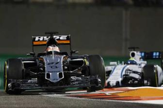 Force India targeting top four in 2017 with new F1 regulations