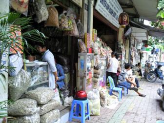 Thuoc Bac street: The place sell the Vietnamese traditional medicine