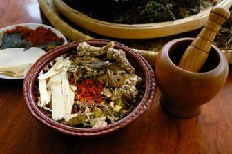 Traditional Southern Vietnamese Medicine or Thuoc Nam