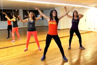 <b style='background-color:Yellow'>Zumba</b> - bai tap giam can vui ve