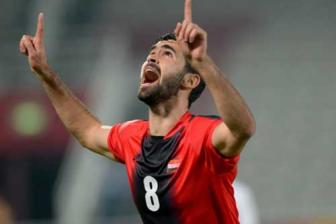 AFC U23 Championship - Group A: China 1-3 Syria