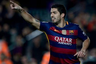 Barcelona tung coi <b style='background-color:Yellow'>Luis Suarez</b>​ la 'phuong an 2'