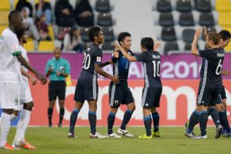 AFC U23 Championship - Group B: Saudi Arabia 1-2 Japan