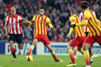 Athletic <b style='background-color:Yellow'>Bilbao</b> vs Barcelona, 03h00 ngay 21/01: Khong the chu quan