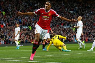 <b style='background-color:Yellow'>Anthony Martial</b> va Jamie Vardy chay nhanh nhat ngoai hang Anh