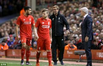5 dieu dong lai sau tam ve vao chung ket <b style='background-color:Yellow'>League Cup</b> cua Liverpool