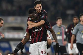 Video luot di Cup quoc gia Y: Alessandria 0-1 AC Milan