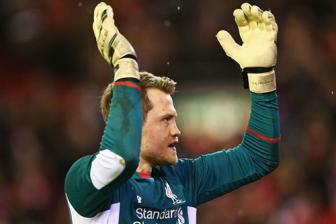Truoc chung ket <b style='background-color:Yellow'>League Cup</b>, Mignolet tu tin Liverpool chien thang