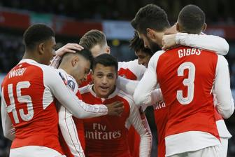 Video vong 4 Cup FA: Arsenal 2-1 Burnley