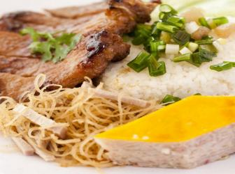 Vietnamese rice and its scrumptious dishes