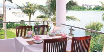 Waterfront in Hue: The place to stay