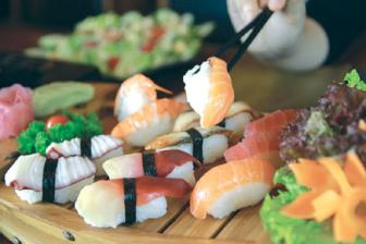 Koi brings variety of sushi to Ha Noi
