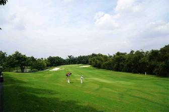 Long Thanh Golf Club & Residential Estate: A scenic golfing venue near Saigon