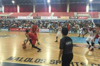 Saigon Heat win fifth match at Asean basketball league