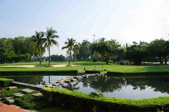 Song Be Golf Club - Vietnam's first international championship course