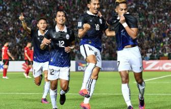 Campuchia va <b style='background-color:Yellow'>Brunei</b> nam loi the tai vong loai AFF Cup 2016