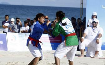 Kurash Competitions Conclude