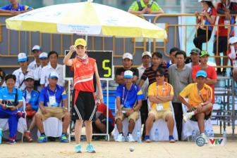Pentanque: Thailand wins men's and women's single gold medals