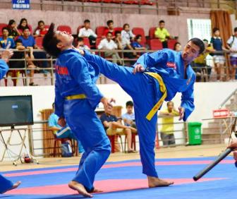 Vovinam: Myanmar has more gold