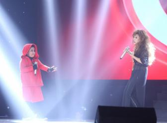 "The Voice Kids: ""Cau be dan ca"" Thuy Binh bat ngo lot xac hat Rock"