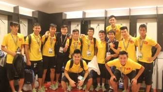 Ly do 10 cau thu U19 duoc don len <b style='background-color:Yellow'>doi tuyen U22 Viet Nam</b>