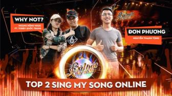 Sing My Song Viet Nam cong bo nhung ung vien vong online